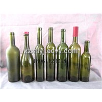 Wine bottles , red wine bottles, ice wine bottles