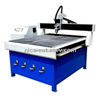 Wood CNC Router with 2.2kw air cooling Spindle and Taiwan Hiwin square guide rail NC-1212