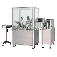 ZHJY-50 Essential Oil Filling & Corking & Capping Machine