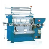 ZZY / B3L Weft Inertion Crochet Machine / Knitting Machine with a Long Joutney