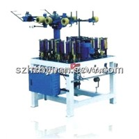 ZZY High-Speed Rope Weaving Machine