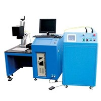 100W Capacitor Metal Shell Laser Welding Machine