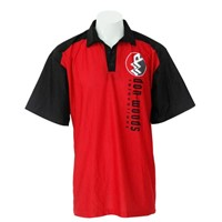 100% Polyester High Quality Polo Jersey with Custom Digital Print