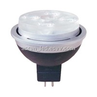 10w led spotlight MR16 CREE XPE led spot light dimmable