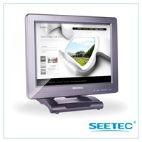 12.1inch  USB touch monitor extended display for PC for video conference