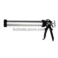15 Inches/20oz/600ml Manual Sausage Caulking Gun
