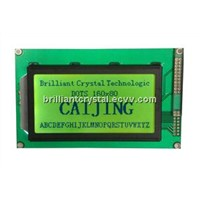 160X80 graphic lcd display module (CM16080-2)
