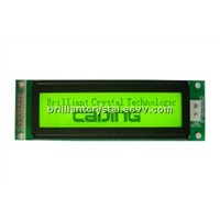 160x32 dots matrix lcd display module (CM16032-2)
