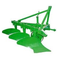 1L series three point mounted  50hp share plough,furrow plough