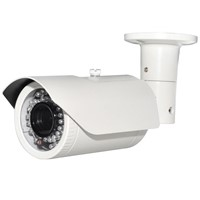 "1/2.5"" CMOS IP66 Waterproof Bullet HD IP Camera / 1.3MP Zoom WDR network camera"