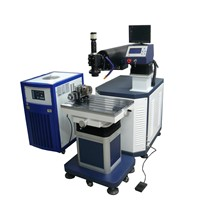 200W Metal Mold Laser Welding Machine