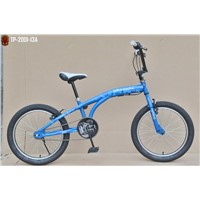 "20""x2.35 steel frame v brake phoenix mini bmx bike"