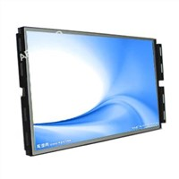 21.5'' Widescreen Open Frame Full HD Industrial LED LCD Monitor with Resistive Touch Screen, VGA,DVI