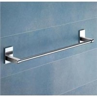 "24"" Chrome Double Towel Bar"
