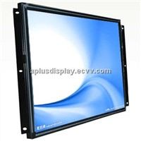 24'' Open Frame LCD Monitor with Full HD for Advertising,digital signage,gaming,POS