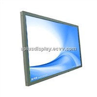 26'' Widescreen Industrial LCD Monitor, Wide View Angle, LED Backlight, 350nits,1920x1080 Full HD