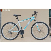 "26""x1.95 steel frame 18 speed phoenix mountain bike"