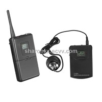 2.4Ghz wireless tour guide system/radioguide system/simultaneous interpretation system