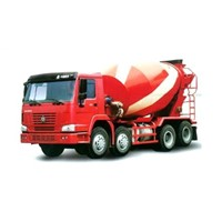 31t 8m3 HOWO 336HP China Concrete Mixer Truck
