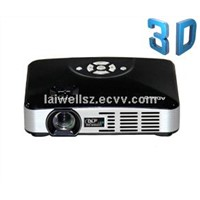 3D HD Pocket Projector LW-S3