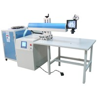 400W Advertising Metal Signs Laser Welding Machine