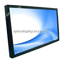 42'' Full HD Industrial LCD Display with multi Touch Screen LED Backlight for Digital Signage