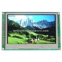4.3 inch tft lcd display module with 480x272 support MCU,I2Cor 3/4-wire SPI I/F