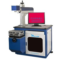50W Semi-conductor side-pump laser marking machine for Electronic & communication products