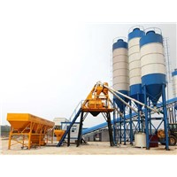 50m3/h ready-mixed concrete batching plant for sale