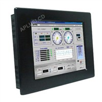 5''~65''  Touch Screen IP65 Industrial Panel Mount LCD Monitor Display, high brightness optional
