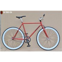 700CX25 steel frame phoenix fixed gear bicycle