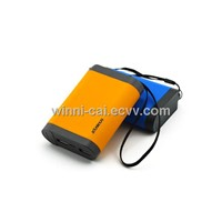 7,800mah New External portable power bank Charger for all mobile phones iPhone, Samsung etc