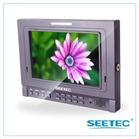 "7"" 3G-SDI lcd monitor IPS panel for BMCC D800 cameras"