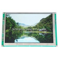 7 inch tft lcd display module with 800x480 resolution (CJT07001)