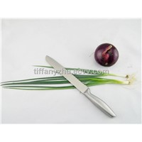 "8"" Hollow Handle Stainless Steel Serrated Bread Knives"