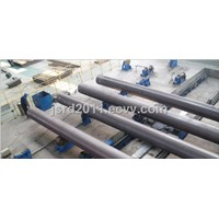 ASTM A53 Gr-B welded steel pipes