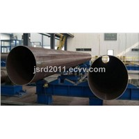 ASTM A714 welded steel pipes / tubes