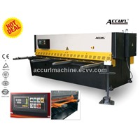 """AccurL""Hydraulic Guillotine Machine,Hydraulic Plate Shearing Machine by ISO & CE certificated"
