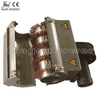 Air Cooling Ceramic Heater With Copper Fins