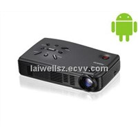 Android HD Pico Projector LW-V8