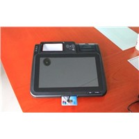 Android Tablet with Barcode Reader