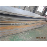 Atmospheric corrosion resisting steel plate Q345GNHL