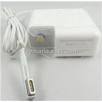 Brand new replacement laptop adapter for macbook pro 60w with L tip