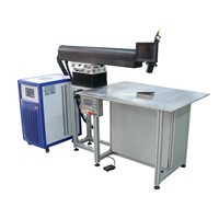 Brushed Metal Letter Laser Welding Machine