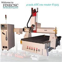 CNC Router 4 Axis/Router cnc wood Router machine