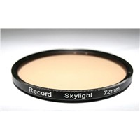 Camera skylight filter 72mm