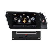 Car DVD w/BT/RDS/Ipod/GPS/V-CDC/POP(3G &DVR&DVB-T Option)-AUDI Q5