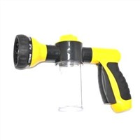 Car wash water spray gun nozzle