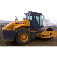 China Made XCMG Single Drum Vibratory Road Roller Road Compactor