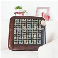 China infrared massage jade cushion, infrared heating jade cushion